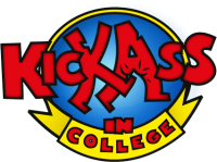 KickAss in College logo