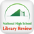 icon National High School Library Review