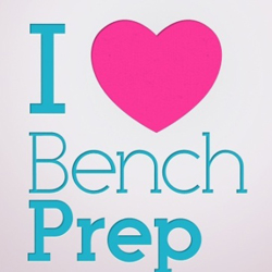 i love bench prep